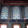 Blue Mosque stained glass.