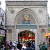 The famous Grand Bazaar.