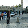 Manger Square, just opposite the Church Of The Nativity.