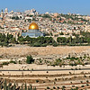 First, Anat drove us to the Mount of Olives to see this spectacular panoramic view of the walled city.