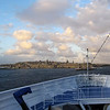 We were told it would be worth our while to get up early for the sail-in to Valetta, Malta.  That was some of the best advice we'd gotten for our trip.  The scenery was breathtaking, its beauty intensified by the gorgeous light and sky.