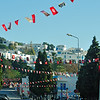 We were headed to Sidi Bou Said, the little blue and white village on the hillside.