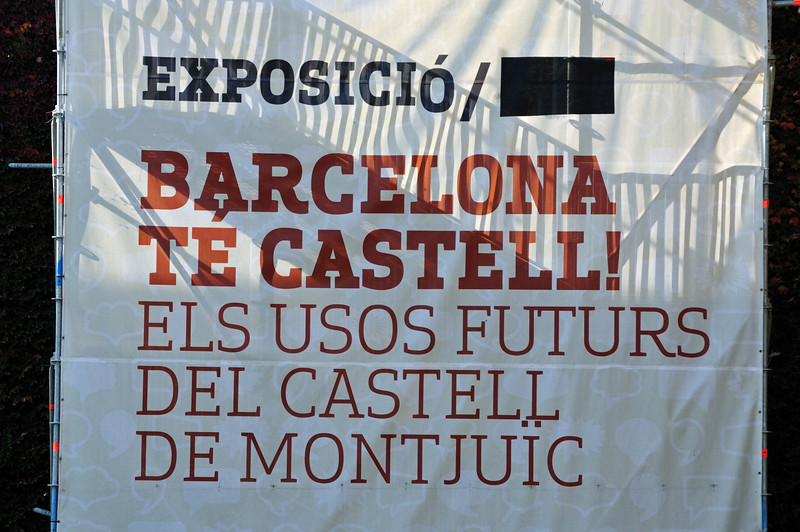 Castell de Montjuic is an 18th century fortress.