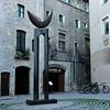 The restaurant we found, La Taberna del Cobre, was located on this small square.