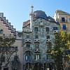 More Gaudi houses.