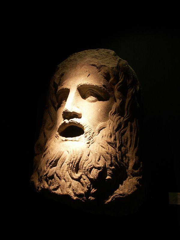 A pre Byzantine god.