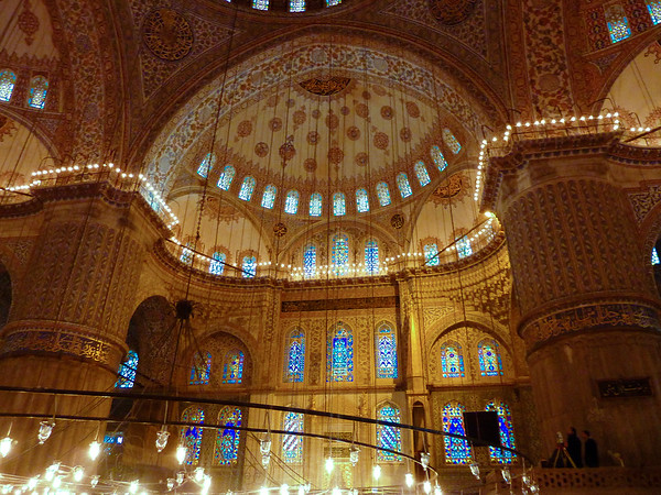 Istanbul Blue Mosque-1020331