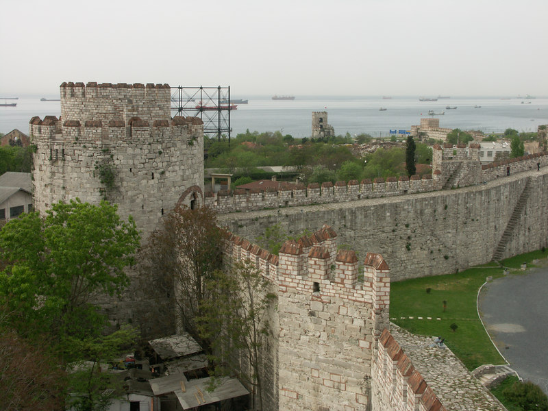 The Castle of Seven Towers
