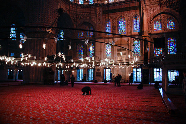 Istanbul Blue Mosque-140