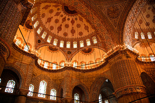 Istanbul Blue Mosque-143