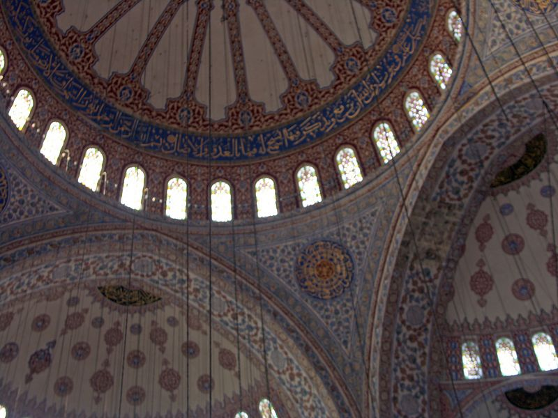 Domes of the Mosque