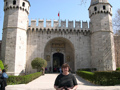 Istanbul and Asia Minor, Turkey, April, 2004