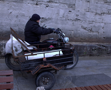 Excellent utility motorcycle.