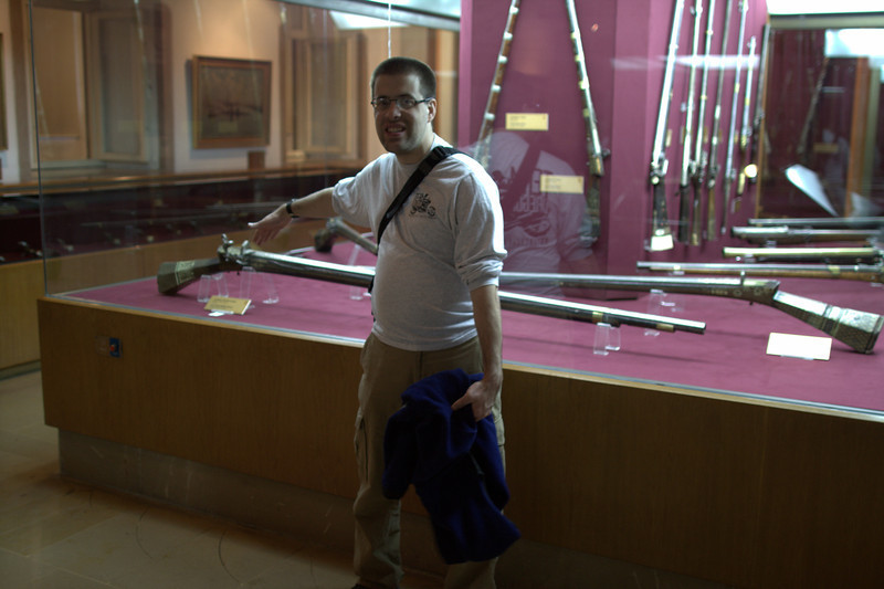 Pew pew. Now that's a rifle.