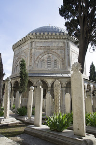 Tomb of Suleiman the Magnificent