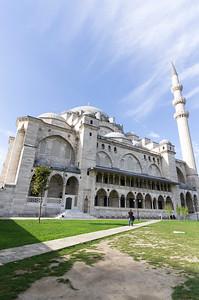 Süleymaniye mosque