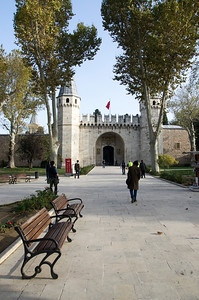 Gate of Greeting
