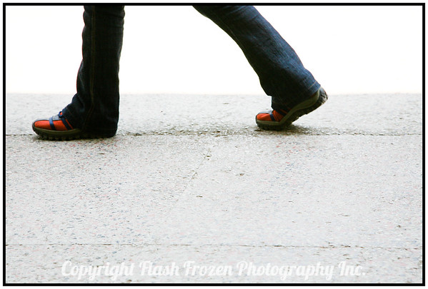 We were resting our feet and I decided to shoot a series of passerbys feet. <br /> Topkapi Palace<br /> Istanbul