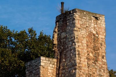 Tower at Basilica Cistern