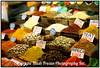 Spices in the Spice Market<br /> Istanbul, Turkey