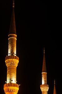 Three Minarets
