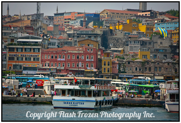 View of the Old City<br /> istanbul, Turkey