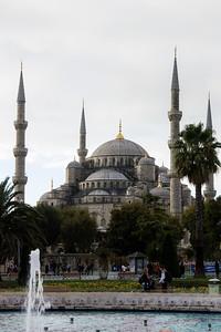 Blue Mosque Reprise