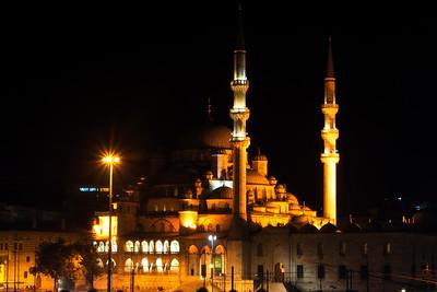 Mosque on the Golden Horn