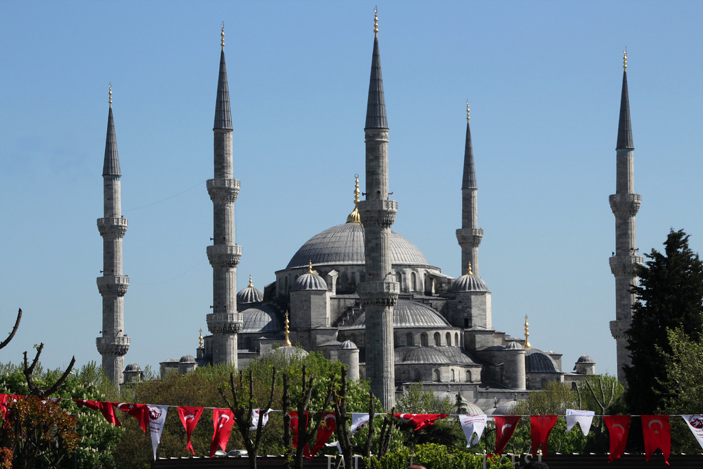 Sultanahmet ( Blue) Mosque