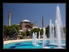 Hagia Sophia fountains