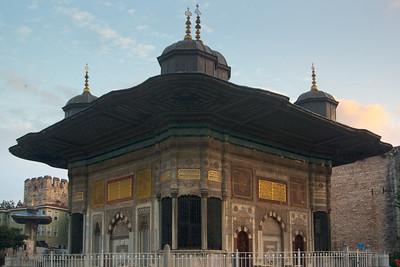 Building Near Hagia Sophia