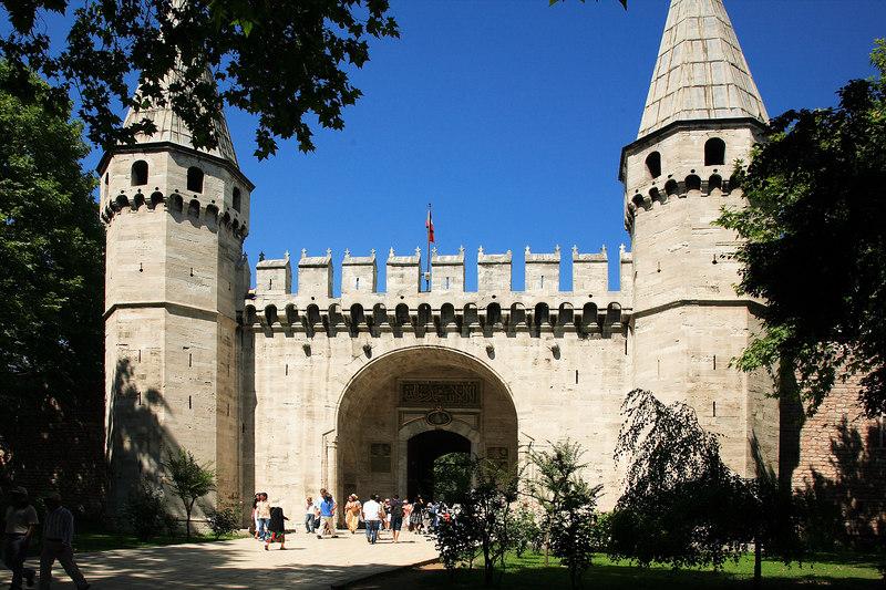 Topkapi Gate