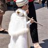 The attire for the circumcision ritual.