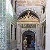 The harem at Topkapi Palace