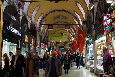 Bazaar Shopping