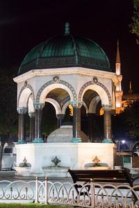German Fountain at Hippodrome
