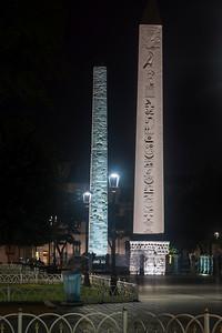 Obelisks Over Hippodrome