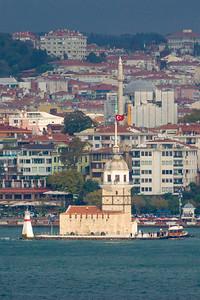 The Maiden's Tower (Kız Kulesi)