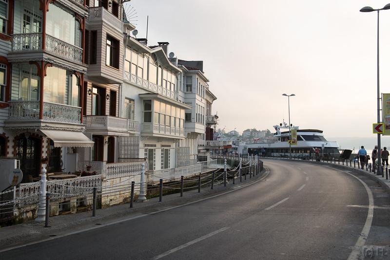 Nice property on Bosphorus