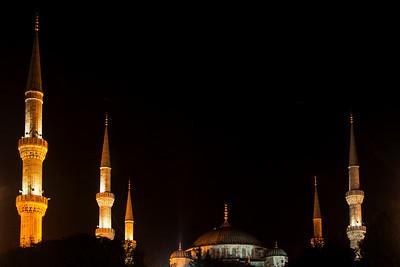 Five Minarets