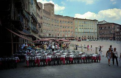Siena plein