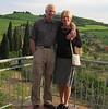 Covingtons in Montichiello, Tuscany