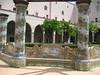 Santa Chiara cloister, Naples