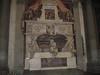 Dante's tomb, Santa Croce, Florence