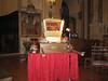 The relics from the church of Santa Maria Maggiore, Spello