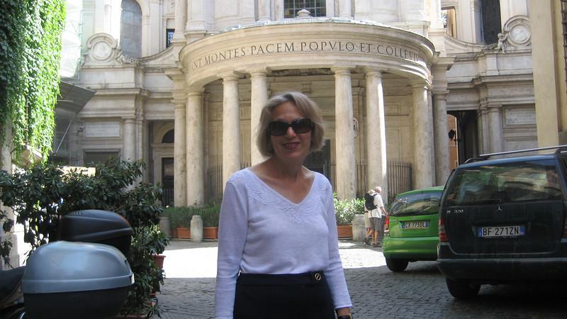 Santa Maria della Pace, Rome