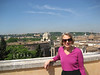 View of Rome from the Campodoglio, Rome.
