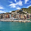 Cinque Terre / Porto Venere - this is the distinctive and historic town which is located at the south end of the Cinque Terre.