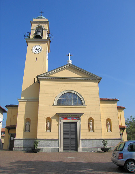 Inverigo church
