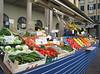 Produce stand, Como